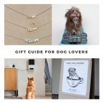 Holiday Gift Guide for Dog Lovers 2017