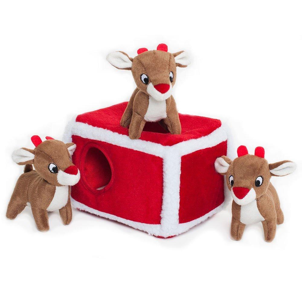 Rudolph burrow toy