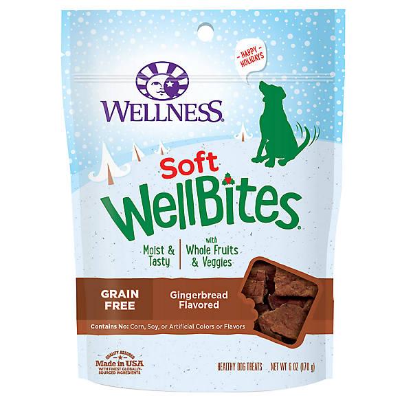 Wellness holiday gingerbread treats